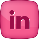128x128px size png icon of Hover LinkedIn