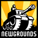 128x128px size png icon of Newgrounds