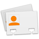 128x128px size png icon of Pre Contacts