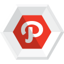 128x128px size png icon of path