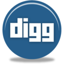 128x128px size png icon of Digg 1