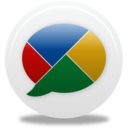 128x128px size png icon of Googlebuzz