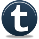 128x128px size png icon of Tumber