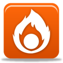 128x128px size png icon of ember