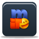 128x128px size png icon of mirc