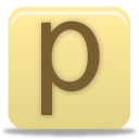 128x128px size png icon of posterous