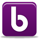 128x128px size png icon of yahoo buzz