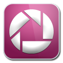 128x128px size png icon of picasa