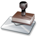 128x128px size png icon of confirmation