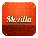 128x128px size png icon of mozilla