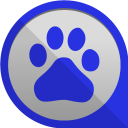 128x128px size png icon of baidu