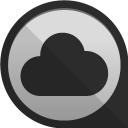 128x128px size png icon of cloud app