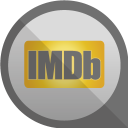 128x128px size png icon of imdb