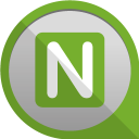 128x128px size png icon of ning