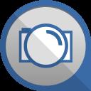 128x128px size png icon of photobucket