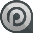 128x128px size png icon of plaxo
