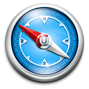 128x128px size png icon of Blue Classic