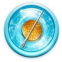 Floating Needle Icon