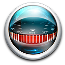 128x128px size png icon of Gyroscopic