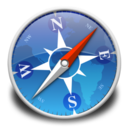 Safari Thin Bezel Icon