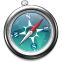 Safari minder verzadigd Icon