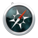 128x128px size png icon of safari12