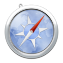 128x128px size png icon of safari6