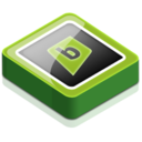 128x128px size png icon of Brightkite 256