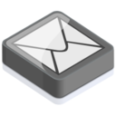 128x128px size png icon of Email