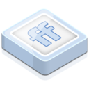 128x128px size png icon of FriendFeed
