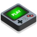 128x128px size png icon of Gameboy