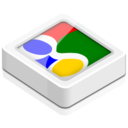 128x128px size png icon of Google