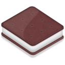 128x128px size png icon of Ice Cream Sandwich