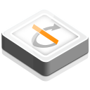 128x128px size png icon of openid