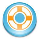 128x128px size png icon of designfloat