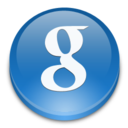 128x128px size png icon of g
