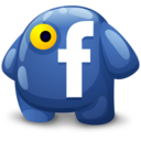Facebook creatures Icon