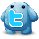 128x128px size png icon of Twitter creatures
