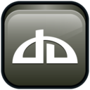 128x128px size png icon of Deviant Art
