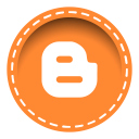 128x128px size png icon of blogger