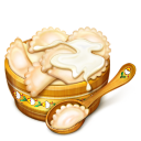 128x128px size png icon of Bowl Full