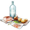 128x128px size png icon of Food