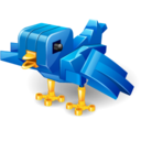 twitter bricks Icon