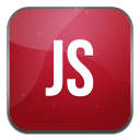 128x128px size png icon of javascript