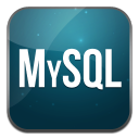 128x128px size png icon of mysql