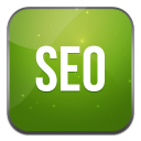 128x128px size png icon of seo
