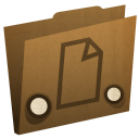 128x128px size png icon of Dokuments