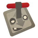 128x128px size png icon of Transmission