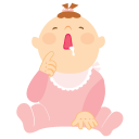 baby vomit Icon