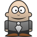 128x128px size png icon of Lawyer
